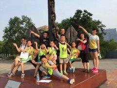 上海新贝教育4月亲子活动:公益徒步半日营